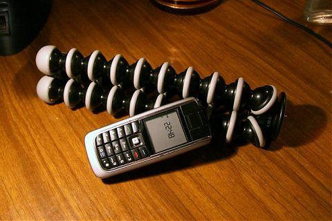 Izmērs, salīdzinot ar mobilo telefonu