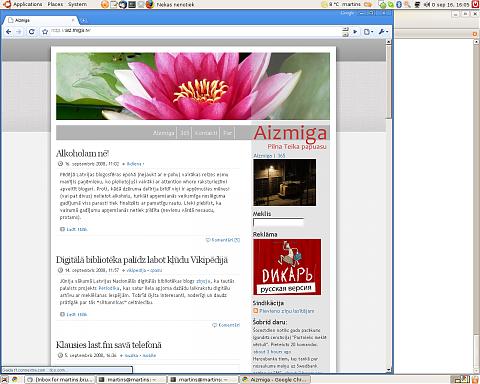 Google Chrome uz Ubuntu